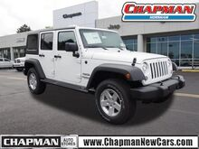2017 Jeep Wrangler Unlimited Sport  PA
