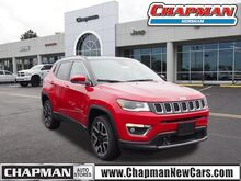 2017 Jeep Compass Limited  PA