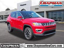 2018 Jeep Compass Limited  PA
