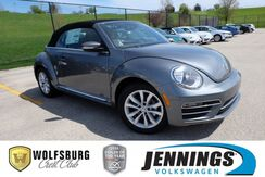 2017 Volkswagen Beetle Convertible 1.8T Classic Glenview IL