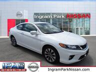 2014 Honda Accord Coupe EX-L San Antonio TX