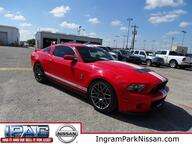 2012 Ford Mustang Shelby GT500 San Antonio TX