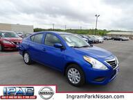 2017 Nissan Versa Sedan S Plus San Antonio TX