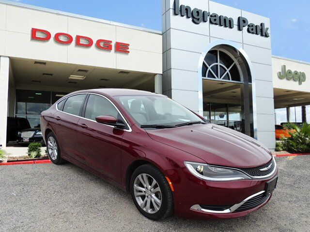 2016 Chrysler 200 Limited San Antonio TX
