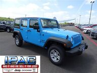 2017 Jeep Wrangler Unlimited Sport San Antonio TX