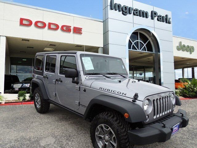 2016 Jeep Wrangler Unlimited Rubicon San Antonio TX