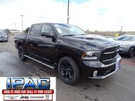 2017 Ram 1500 Night Night 4x4 Crew Cab 5'7'' Box San Antonio TX