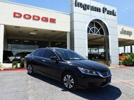 2014 Honda Accord Sedan LX San Antonio TX