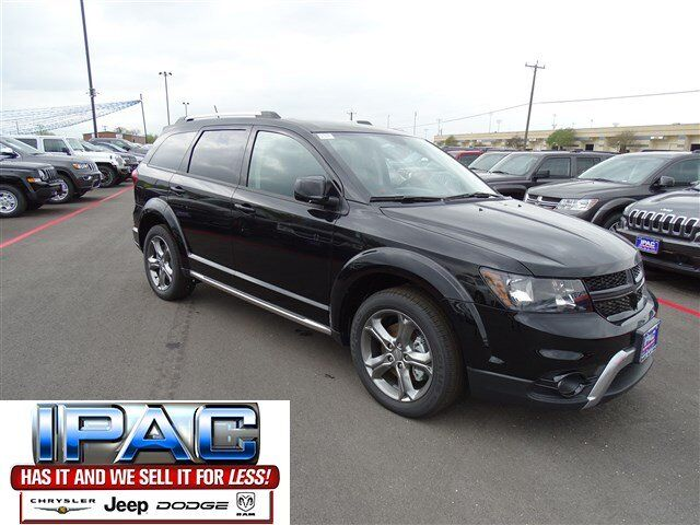 2017 Dodge Journey Crossroad Plus San Antonio TX