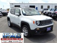 2017 Jeep Renegade Latitude San Antonio TX