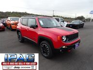 2017 Jeep Renegade Trailhawk San Antonio TX