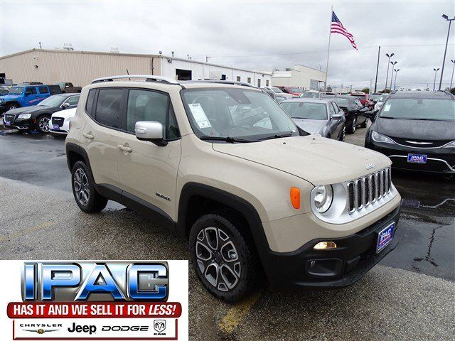 2016 Jeep Renegade Limited San Antonio TX