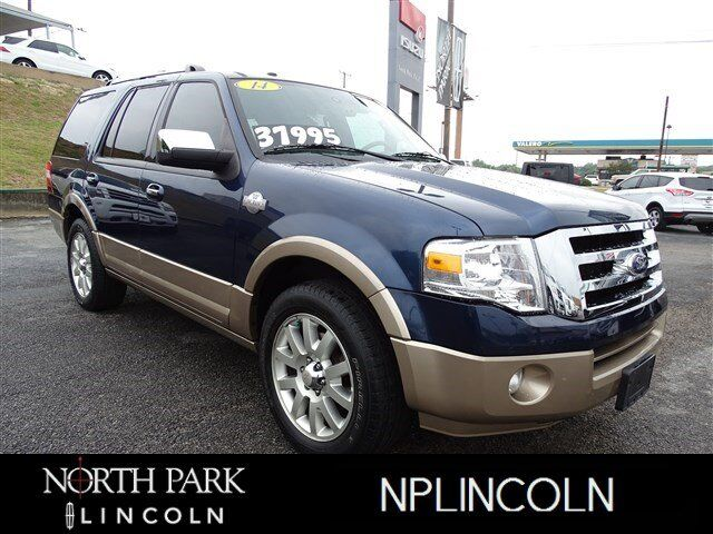 2014 Ford Expedition King Ranch San Antonio Tx 18385659