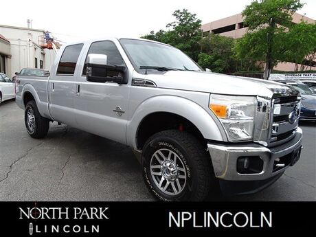 2014 Ford Super Duty F-250 SRW Lariat
