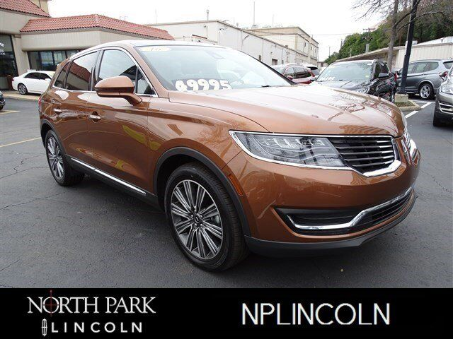 2016 Lincoln Mkx Black Label San Antonio Tx 16402988