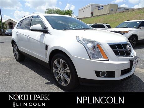 2012 Cadillac SRX Performance Collection