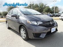 2017 Honda Fit LX Manual Austin TX