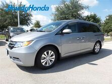 Honda Odyssey EX-L with Rear Entertainment System 2016