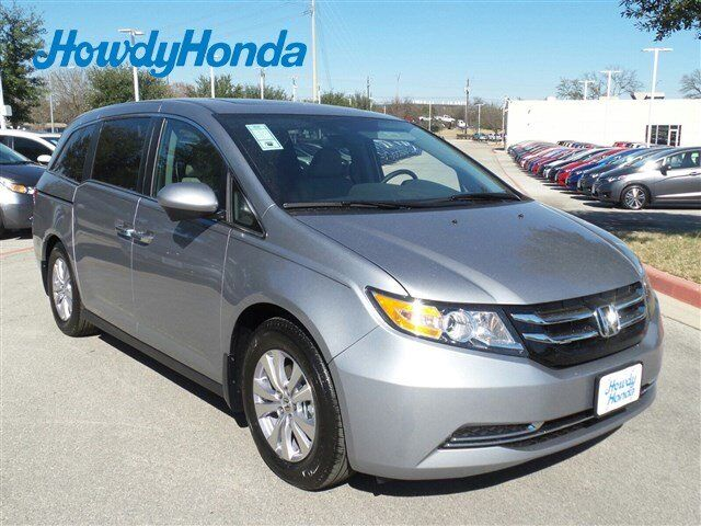 2017 honda odyssey ex l with navigation austin tx 16715040. Black Bedroom Furniture Sets. Home Design Ideas