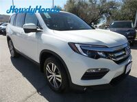Honda Pilot EX-L with Rear Entertainment System 2017