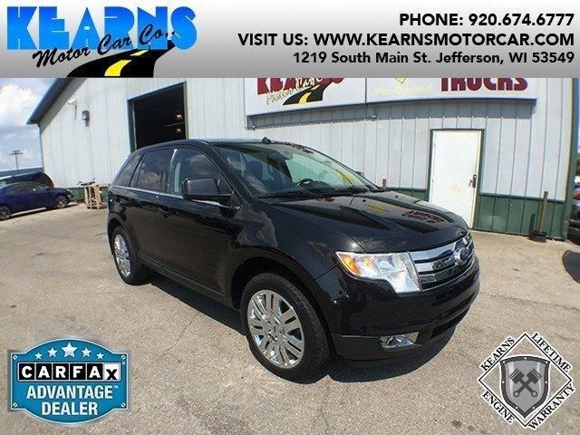 2010 ford edge limited in jefferson wi used cars for for Jefferson ford motor company