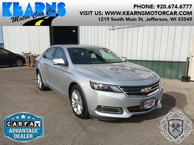 2014 chevrolet impala lt in jefferson wi used cars for sale on. Black Bedroom Furniture Sets. Home Design Ideas