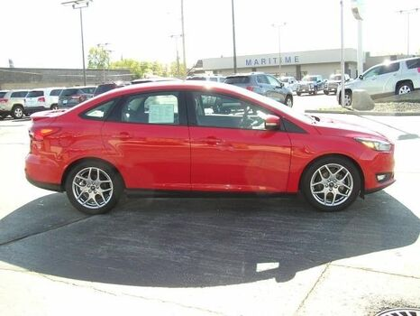 2015 Ford Focus SE Manitowoc WI