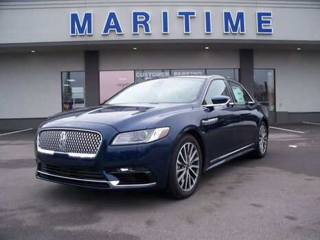 2017 Lincoln Continental Select Manitowoc WI