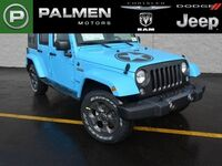 Jeep Wrangler Unlimited Freedom 2017