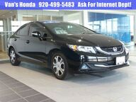 2013 Honda Civic Hybrid Hybrid Green Bay WI