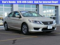 2014 Honda Accord Sedan LX Green Bay WI