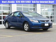 2013 Honda Civic Cpe LX Green Bay WI