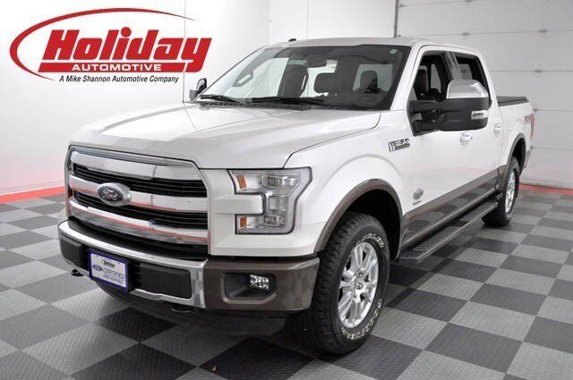 2015 Ford F-150 4x4 Crew Cab King Ranch Fond du Lac WI