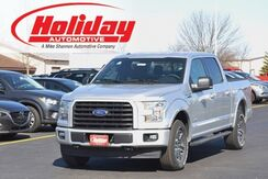 2017 Ford F-150 4x4 SuperCrew XLT Fond du Lac WI