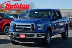 2015 Ford F-150 4x4 SuperCrew XLT Fond du Lac WI