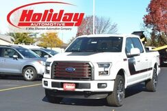 2016 Ford F-150 4x4 SuperCrew Lariat Fond du Lac WI
