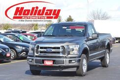 2017 Ford F-150 4x4 Regular Cab XLT Fond du Lac WI