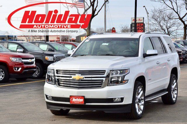 Vehicle Details 2017 Chevrolet Tahoe At Holiday
