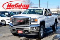 GMC Sierra 2500HD 4x4 Double Cab SLE 2017