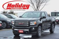 GMC Canyon 4x4 Extended Cab SLE 2017