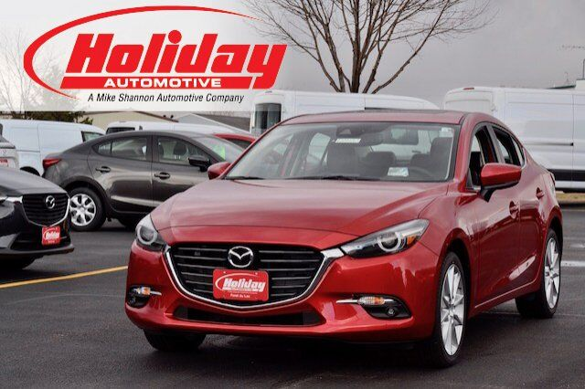 2017 Mazda Mazda3 Sedan Grand Touring Fond du Lac WI