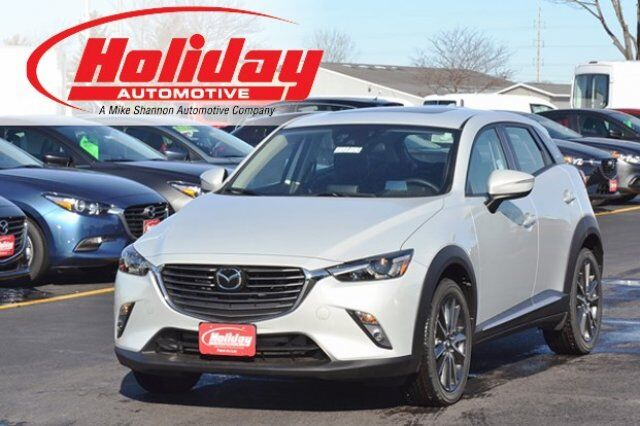 2017 Mazda CX-3 AWD Grand Touring Fond du Lac WI