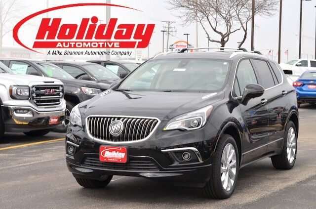 vehicle details 2017 buick envision at holiday. Black Bedroom Furniture Sets. Home Design Ideas