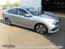 2017 Honda Civic Sedan EX-T FWD Jackson MS