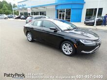 2015 Chrysler 200 Limited FWD Jackson MS