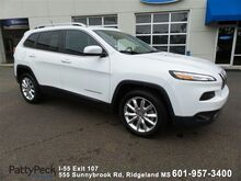 2016 Jeep Cherokee Limited FWD Jackson MS