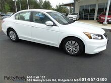 2012 Honda Accord Sedan LX FWD Jackson MS