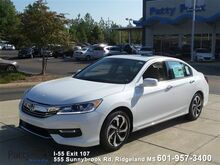 2016 Honda Accord Sedan EX-L Navigation & HS FWD Jackson MS