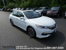 2016 Honda Accord Sedan EX-L Navigation FWD Jackson MS