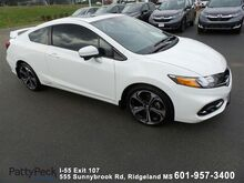 2015 Honda Civic Coupe Si FWD Jackson MS